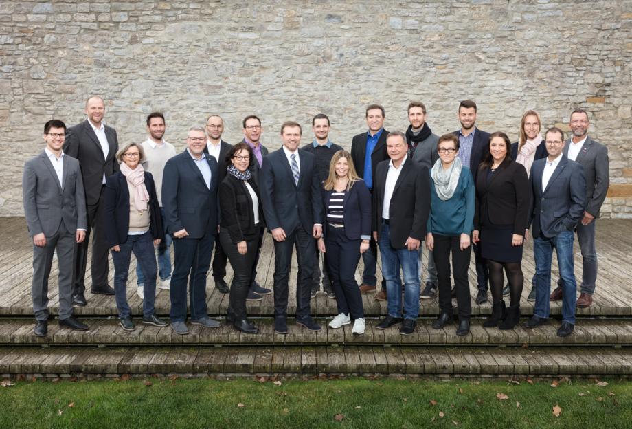 Kandidaten/-innen für die Wahl 2014