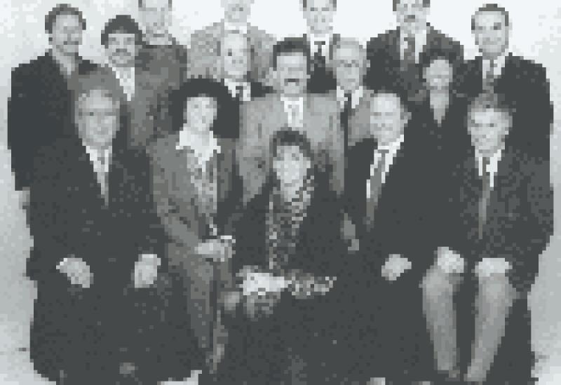 Kandidaten/-innen für die Wahl 1996